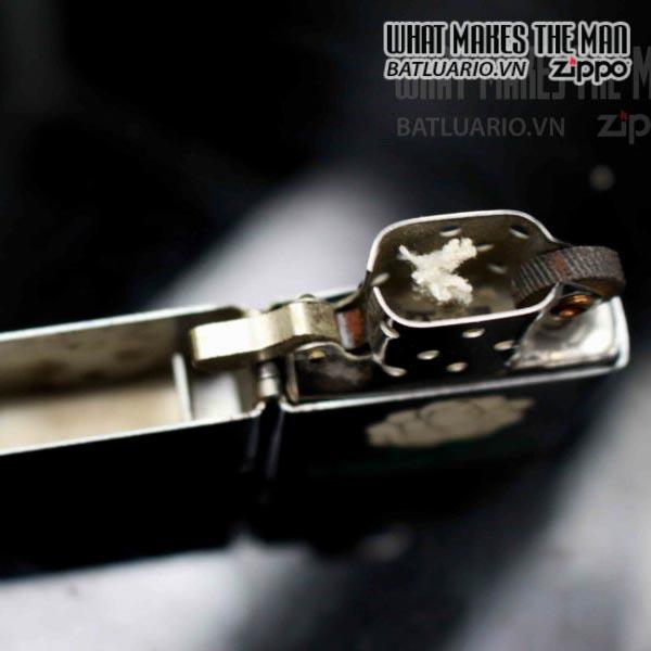 zippo xưa 1951-1952 shangri la 4