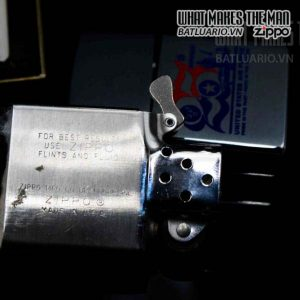 zippo xưa 1972 25th anniversary united states air force 2