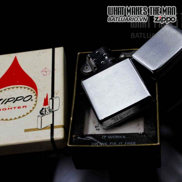 zippo xưa 1972 25th anniversary united states air force 5