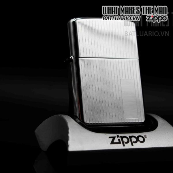 zippo xưa 1979 engine turned 1