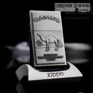zippo replica 1932 chủ đề thuốc lá camel 3