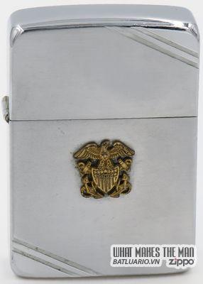 Zippo 1938-42 with Navy Emblem