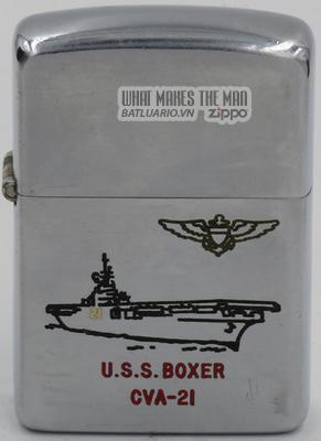 Zippo 1953 USS Boxer
