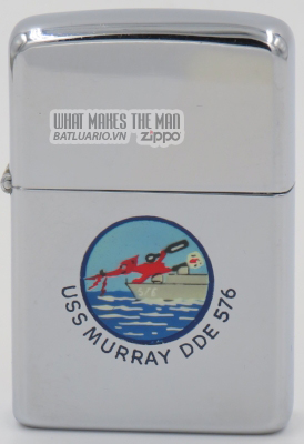 Zippo 1957 T&C USS Murray