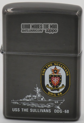 Zippo 1997 USS The Sullivans