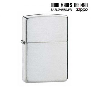 Zippo 27 - Zippo Armor Brushed Sterling Silver