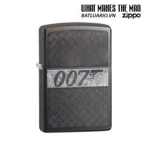 Zippo 29564 – Zippo James Bond 007 Gray Dusk