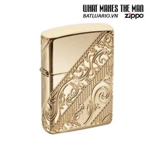 Bật-Lửa-Zippo-29653-Zippo-2018-Collectible-of-the-Year-Gold-Plated-Armor-COTY-2018