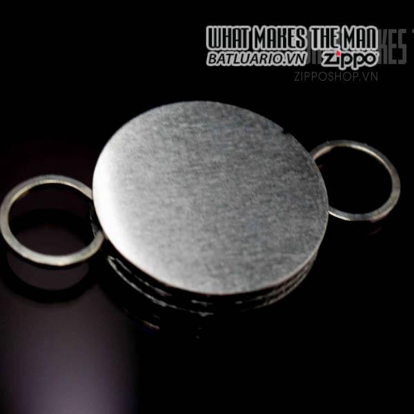 bộ phụ kiện dao móc khóa kính lúp 2
