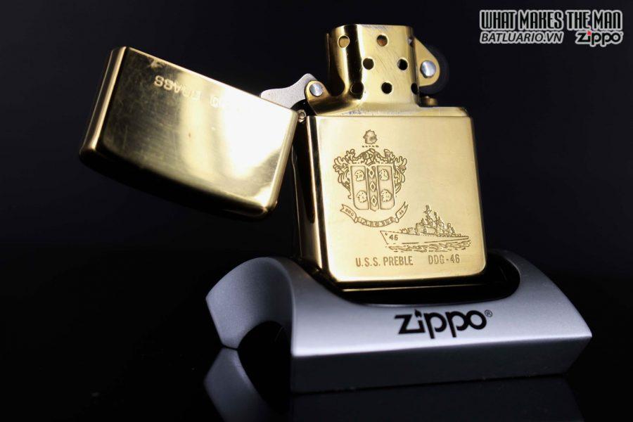 ZIPPO 1932 - 1987 - USS PREBLE DDG 46 2