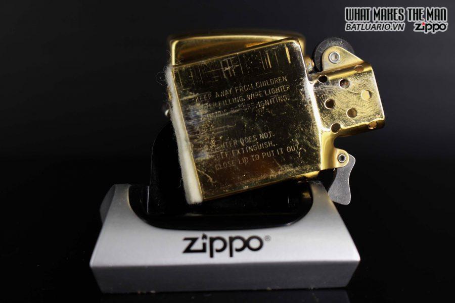 ZIPPO 1932 - 1987 - USS PREBLE DDG 46 3