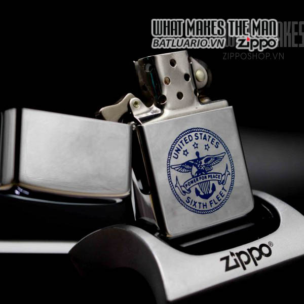 zippo 1981 united states sixth fleet 10