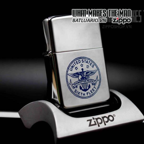 zippo 1981 united states sixth fleet 11