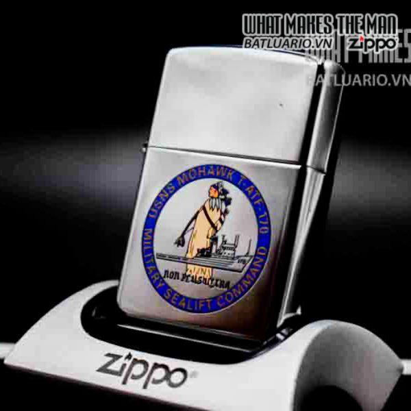 zippo 2001 usns mohawk t atf 170 3