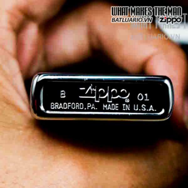 zippo 2001 usns mohawk t atf 170