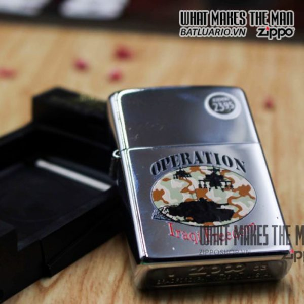 zippo 2003 operation iraq freedom 3