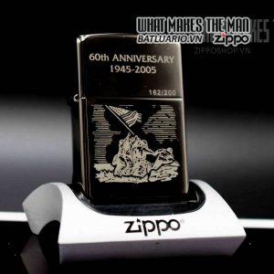 zippo 2005 60th anniversary 1945-2005 iwo jima 1945 1