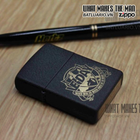 ZIPPO 2005 – VE DAY – LIMITED EDITION 0268/1000 6