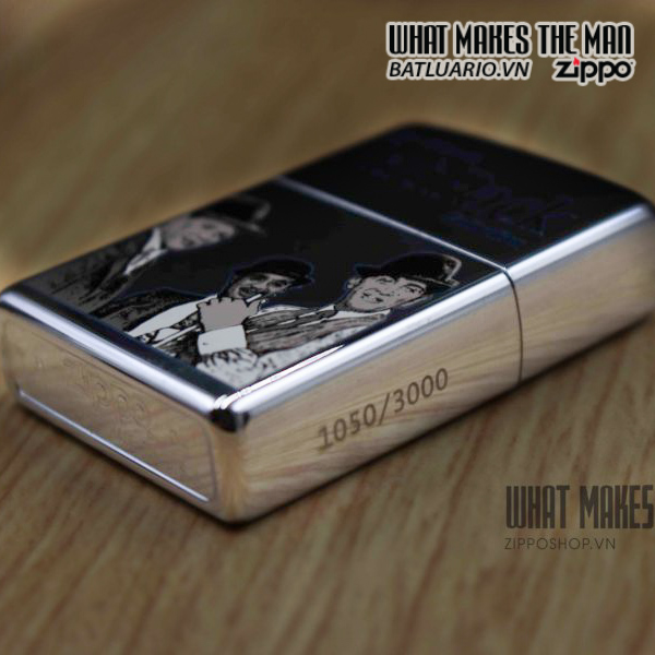 ZIPPO 2006 – THE UNTIMALE RAT PACK COLLECTION – LIMITED 1050 / 3000 3