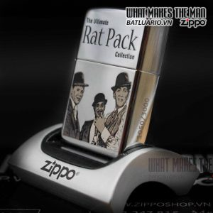 ZIPPO 2006 – THE UNTIMALE RAT PACK COLLECTION – LIMITED 1050 / 3000 4
