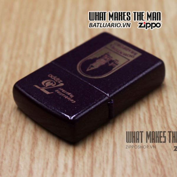 zippo 75th downtown bradford limited 0750 5