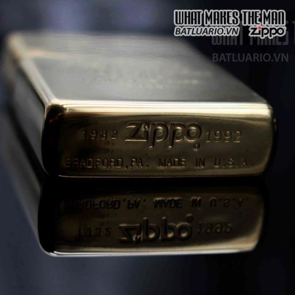 zippo chu niên 1932-1992 uss kinkaid dd 965 3