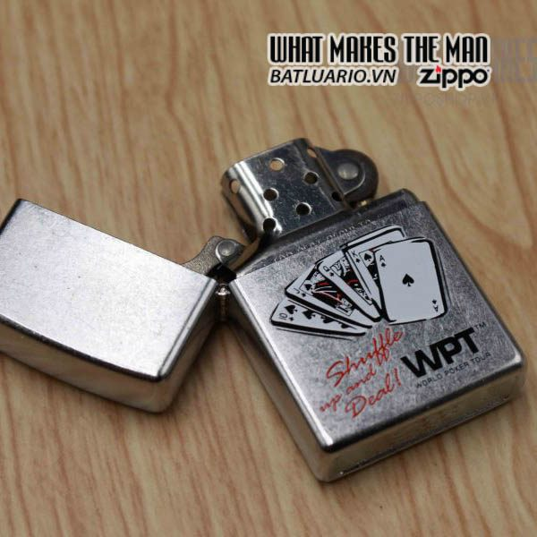 zippo gift 2006 playing card 2