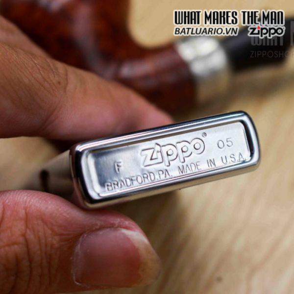 zippo gift peterson sherlock holmes gồm 1 zippo pipe 1 tẩu thuốc peterson 1 hộp thuốc đi kèm 4