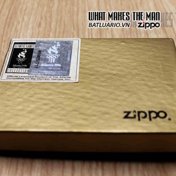 zippo gift set 1995 atlanta 1996 2