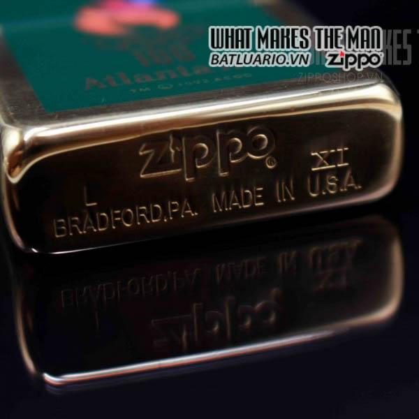 zippo gift set 1995 atlanta 1996 7