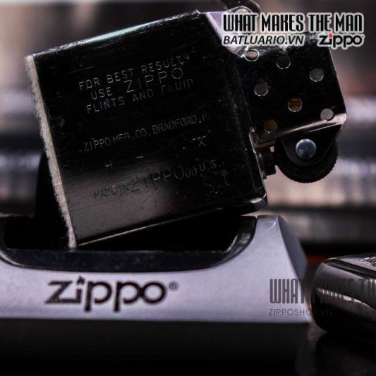 zippo hiếm la mã 1994 camel silver plate 2