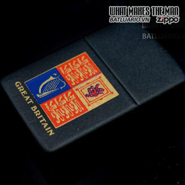 ZIPPO LA MÃ 1989 – GREAT BRITAIN 7