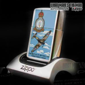 ZIPPO LA MÃ 1990 – FIGHTER COMMAND ROYAL AIR FORCE 1