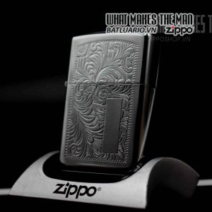 zippo la mã 1991 venetian hoa văn ý 1