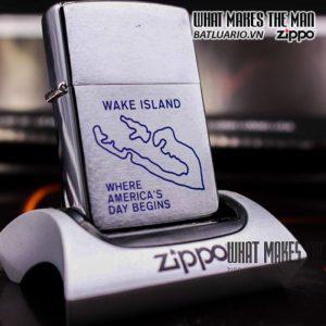 zippo la mã 1992 wake island 2