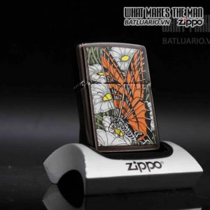 zippo la mã 1994 barret smythe midnight colection butterfly 6