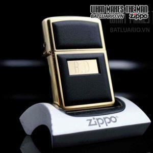 zippo la mã 1994 zippo ultralite black gold plate 1
