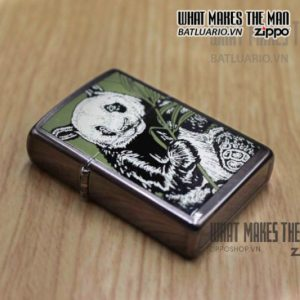 ZIPPO LA MÃ 1995 – BARRET SMYTHE MIDNIGHT COLECTION – PEAR 2