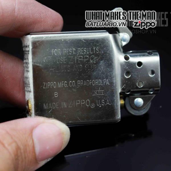 zippo la mã 1995 replica 1937 5