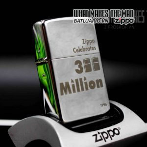 zippo la mã 1996 celebrates 300 million 1