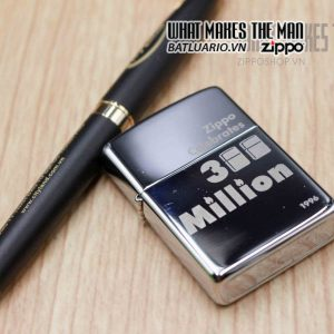 zippo la mã 1996 celebrates 300 million