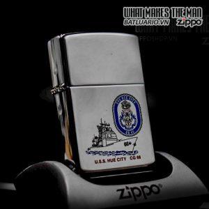 ZIPPO LA MÃ 1996 – USS HUE CITY CG 66 6