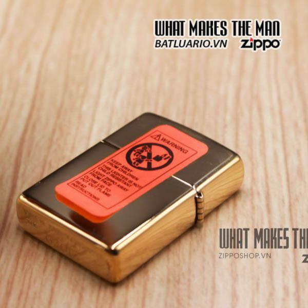 zippo la mã 1997 đồng nguyên khối cafe hard rock