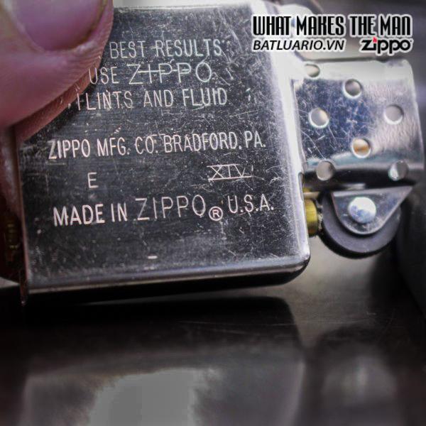 ZIPPO LA MÃ 1998 – MARLBORO COMPASS 2