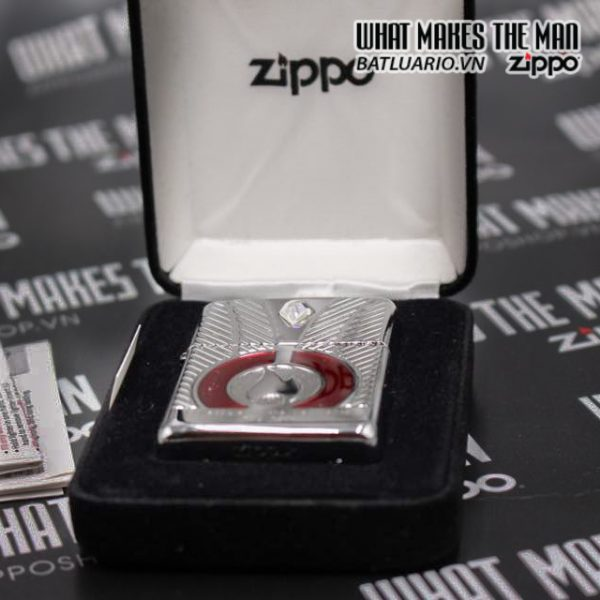 ZIPPO LIMITED ARMOR CASE COLLECTIBLE OF THE YEAR 2016 EU 2