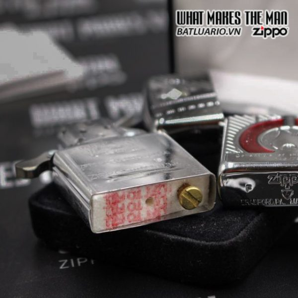 ZIPPO LIMITED ARMOR CASE COLLECTIBLE OF THE YEAR 2016 EU