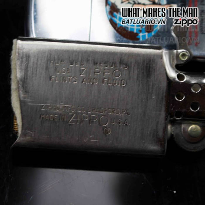 zippo slim xưa 1973 town country master builders 2