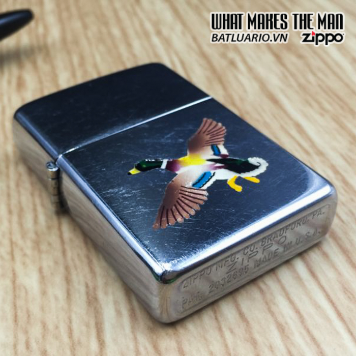 zippo town country 1951-1952 1