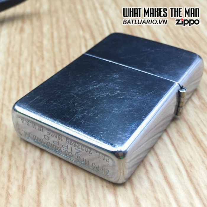 zippo town country 1951-1952 8