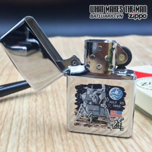 zippo town country moon landing 1969 4